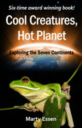 New cover: Cool Creatures, Hot Planet
